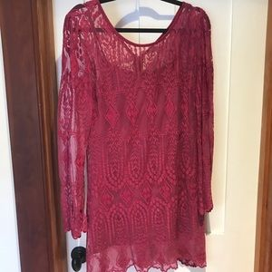 Ecote (Urban Outfitters) lace dress
